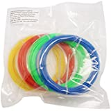 Vamaa 1.75mm Pla Filament 10M X 4 Colour Rolls Starter Kit For 3D Printing Pen