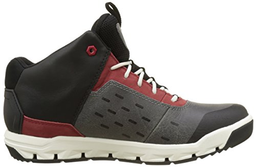 Caterpillar Parched Gore-Tex, Sneakers Hautes Homme Gris (Mens Earl Grey/brick)