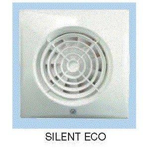 S & P SILENT-100 ECOWATT - EXTRACTOR BANO SILENT-100CHZ ECOWATT 5W