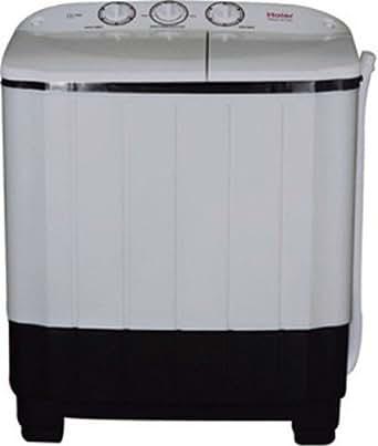 Haier XPB62-0615CG Semi-automatic Top-loading Washing Machine (6.2 Kg, Cool Grey)
