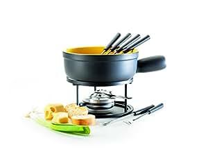 Joseph maeser domestic 925124 service fondue savoyarde 11 pi ces c ramique cuisine - Service a fondue savoyarde ...