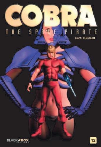 Cobra The Space Pirate, Tome 12 :