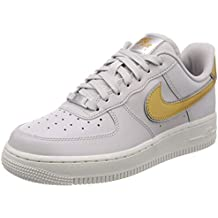 buy popular e35a1 e09d0 Nike Wmns Air Force 1  07 Mtlc, Scarpe da Ginnastica Donna