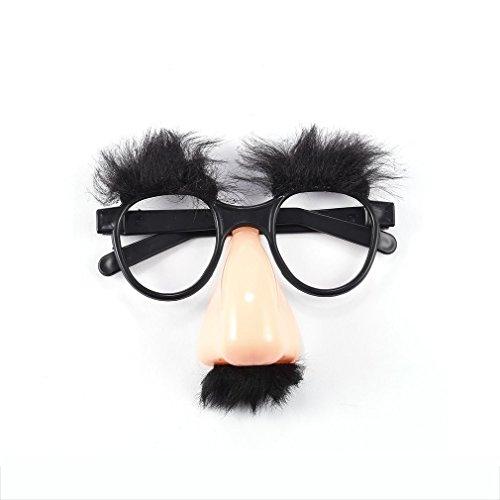 rt Fälschungs Nasen Clown Fancy Dress up Kostüm Requisiten Spaß Partei Bevorzugung homedekor ()