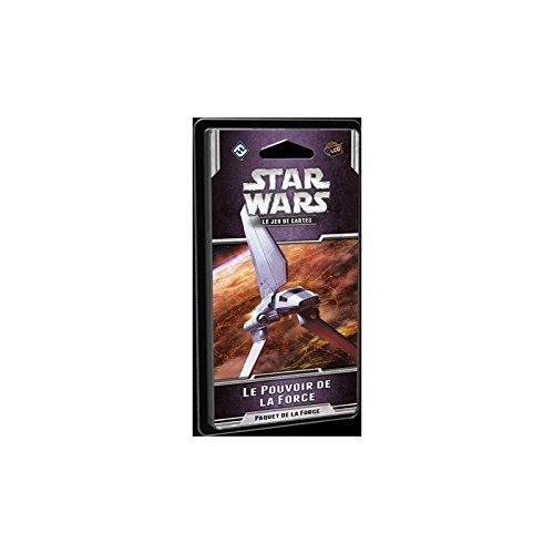 Asmodee ubijsw35Star Wars JCE: El Poder de la Fuerza