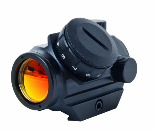 Swiss Arms - Red Dot Sight Mini, Color Negro, 203786