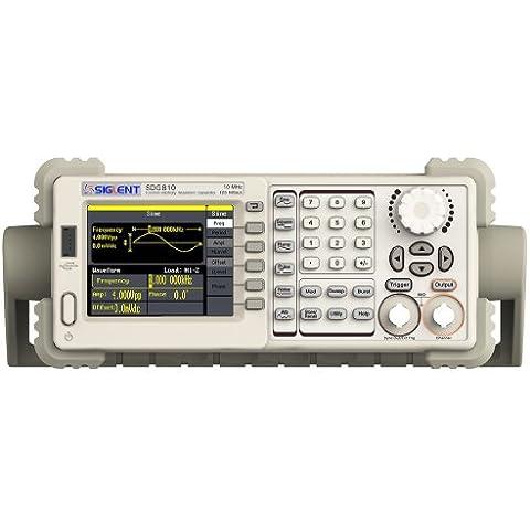 Generatori Funzione Siglent Sdg805 Easypulse 5 Mhz! Mandare Via Diritto Dell'unione (5 Mhz Generatore Di Funzioni)
