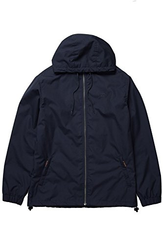 G.S.M. Europe - Billabong Herren Jacke Raindrop Jacket, NAVY, Gr. L -