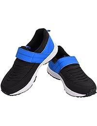 Contablue Rivet Velcro Running Shoes