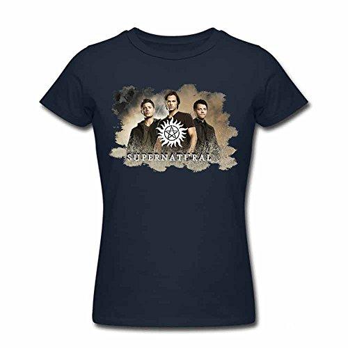 Supernatural Fashion Sweatshirt Women's T shirt S