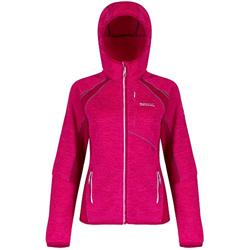 Regatta Willowbrook II Damen Fleecejacke, damen, Willowbrook Ii Scart/Punch