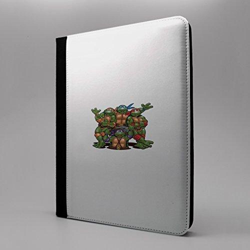 Image of Teenage Mutant Ninja Turtles Tablet Flip Case Cover For Apple iPad Mini 1 2 & 3 - TMNT - S-T0170