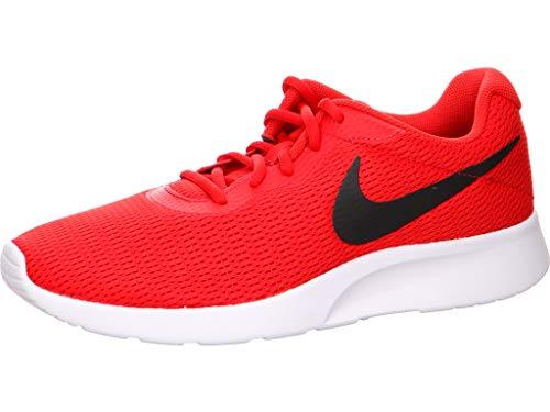 Nike Herren Tanjun Laufschuhe, Rot (University Red/Black 601), 42 EU (Herren Fashion Schuhe Rot)