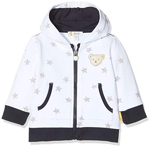 Sweatshirt Cardigan mit Sternen und Taschen