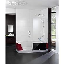 Badewanne mit duschzone komplett  Suchergebnis auf Amazon.de für: badewanne mit tür und dusche