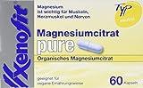 Xenofit Magnesiumcitrat 150mg Pure, 60 Kapseln