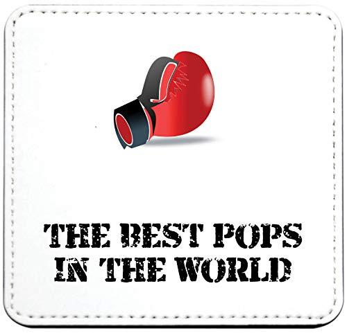 Co17 Untersetzer mit Boxhandschuhen, The Best Pops in the World