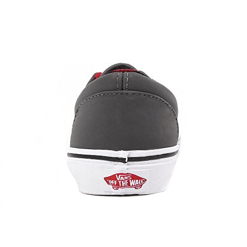 Vans Era Kids Nubuck Pewter Buffalo Grey Gris