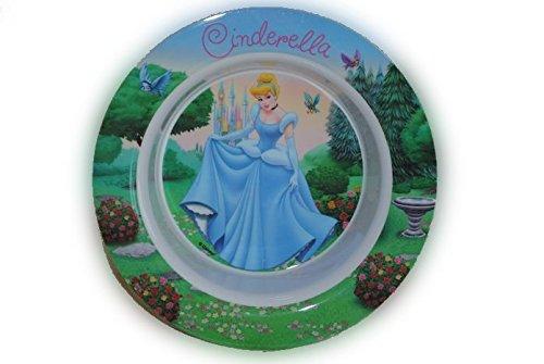 Unbekannt Müsliteller Disney Princess Prinzessinen Teller Küche Essen Kinder Kindergarten