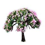 Newin Star Happy Tree Plantas Miniatura Hada del árbol del Ornamento del jardín Pot decoración del árbol del Modelo del Paisaje
