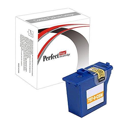 Preisvergleich Produktbild Kompatibel 797–0 blau Tintenpatrone für Pitney Bowes DM50 DM55 K700 K721