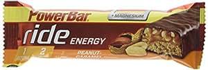 PowerBar Ride Energy Bar with Magnesium - Chocolate Peanut Ride - 18x55g