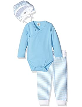 Care Baby-Jungen Bekleidungsset Bio Baumwolle, 3-tlg