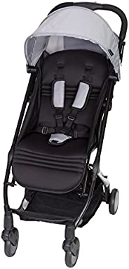 Babytrend Tri Fold Mini Stroller Pebble suitable for 6Months-4Years-Grey