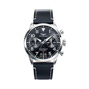 Reloj SANDOZ Hombre Correa 81423-55 CRONO
