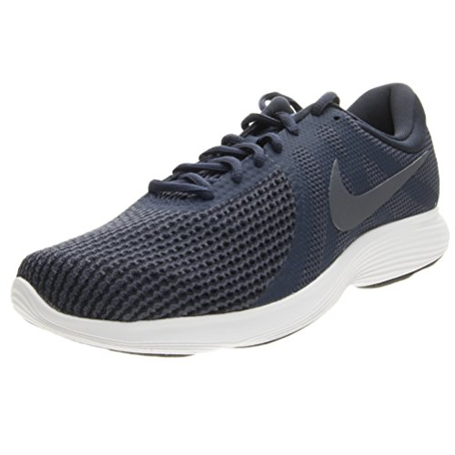 Nike Revolution 4, Chaussures de Running Compétition Homme Bleu (Neutral Indigo/light Carbon-obsidian-black 500)