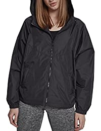 Urban Classics Damen Jacke Ladies Oversize Windbreaker
