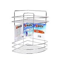 Vpw SA07 Banyo Köşe Rafı İkili Oval Eko