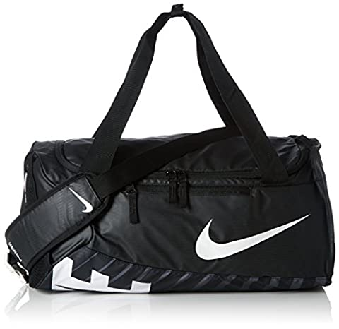 Nike BA5182-010 Alpha Adapt Sac de sport Noir/Noir/Blanc