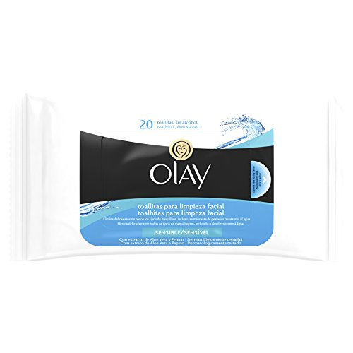 Pore Cleansing Wipes (Olay Facial Cleansing Wipes Sensitive Skin)
