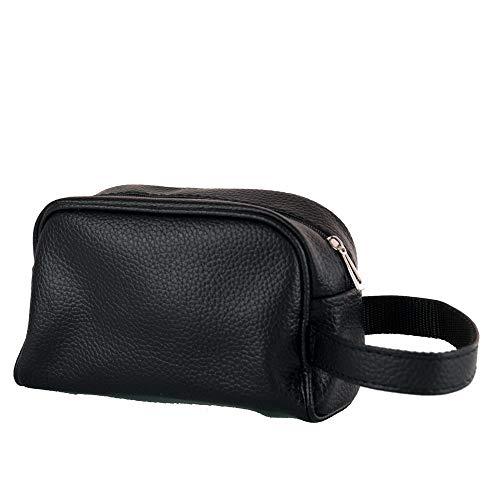 0dc01ca37e Pochette uomo da polso borsello chiavi borsetta a mano borsa piccola  morbida moto casual sportiva ragazzo viaggio primavera estate 2019 estiva  con zip ...