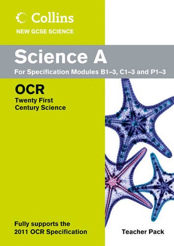 Collins GCSE Science 2011 - Science Teacher Pack: OCR 21st Century Science