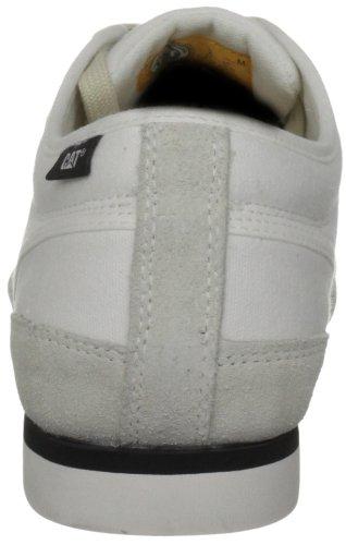 Cat Footwear JED P714858, Scarpe basse Uomo Bianco (Weiß (White Cap))