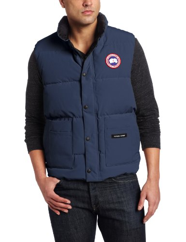 Canada Goose Men 's Freestyle Vest Spirit