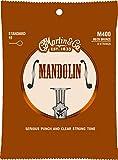 Martin M400 - Juego de cuerdas para mandolina de bronce.010-0.034