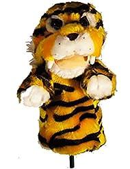 essepiemme Golf–coprilegno forme de tigre en polyester, flax, selon norme CE