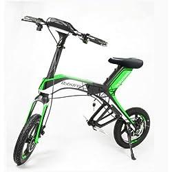 Scooter Eléctrico Robstep X1 (Verde)