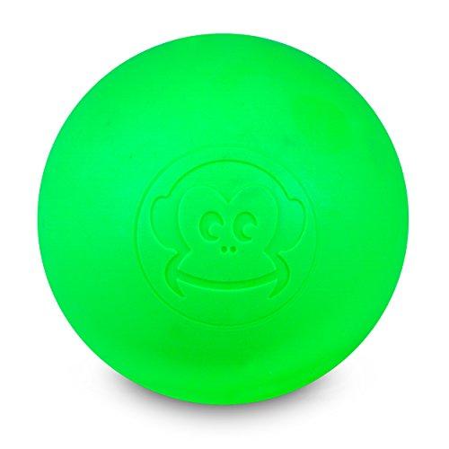 Preisvergleich Produktbild Captain-Lax Lacrosse Ball Neon Lime für Triggerpunkt- & Faszienmassage