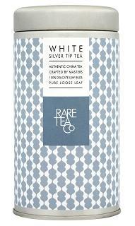 Rare Tea Company White Silver Tip Tea