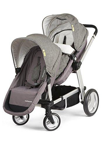 Mothercare Siège Additionnel pour 987069 Génie Poussette Gris