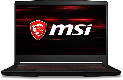 MSI Gaming Core i7 8th Gen 15.6-inch Gaming FHD Thin and Light Laptop (8GB/1TB HDD/Windows 10/4GB Graphics/Black/1.86kg), GF63 8RC-239IN