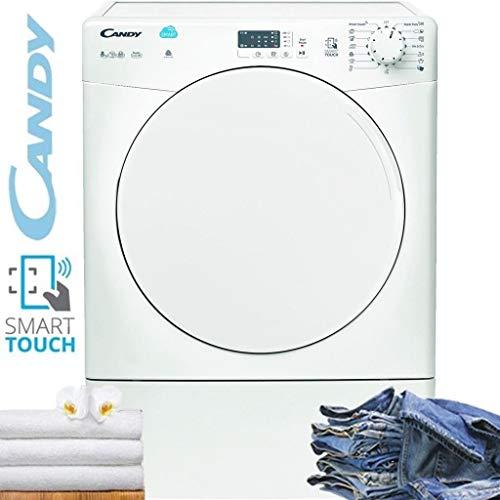 Candy CS C8LF-S - Secadora de Condensación 8Kgs - Clase BC - Color Blanco - Wifi