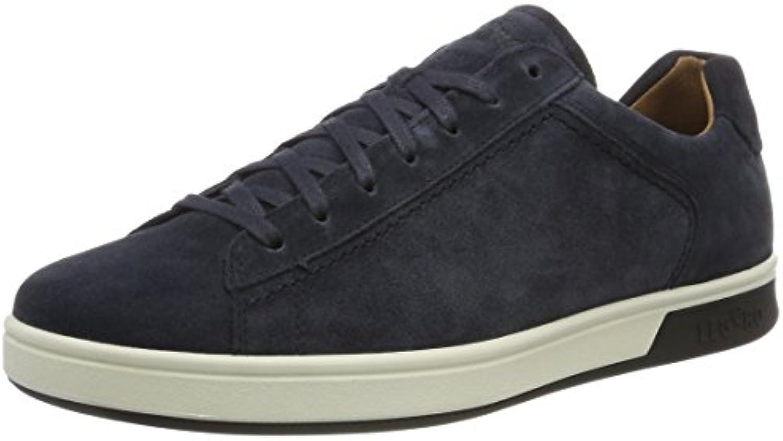 Skechers Equalizer Split Up   Herren Sneaker   Grau/Schwarz Schuhe in übergrößen