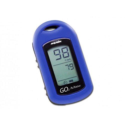 Fingerpulsoxymeter Go2 Modell 9570 Fingerpulsoximeter Pulsoximeter Pulsmessgerät