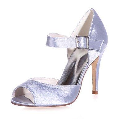 Chaussures Pour Femmes Rtry Satin Talon Aiguille Peep Toe Sandales De Mariage / Partie Et Amp; Chaussures De Mariage Du Soir Plus De Couleurs Disponibles Us6 / Eu36 / Uk4 / Cn36