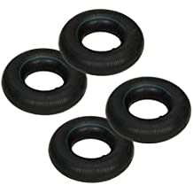vidaXL 4x Cámaras Internas Neumáticos de Carretilla 3.00-4 260x85 Transporte